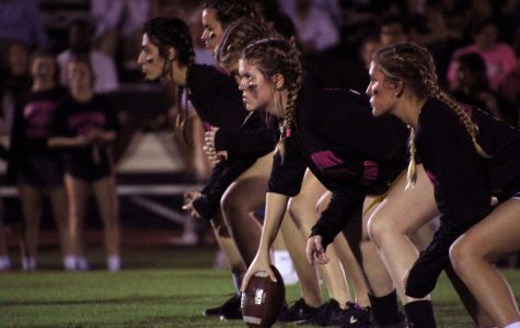 Seniors Steal the Field
