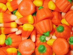 Delicious candy corn in mutiple forms!