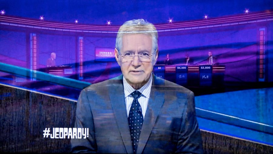 "Alex Trebek was the host of the game show ""Jeopardy!"" for over 36 years."