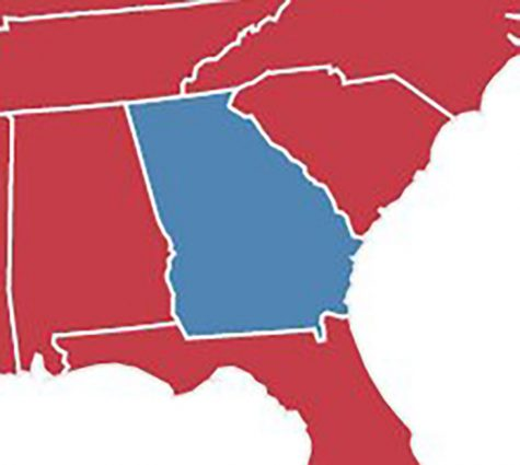 After Georgia conducts recount, it stays blue.