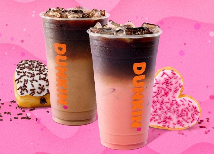 Dunkin%E2%80%99s+Valentine%E2%80%99s+items.