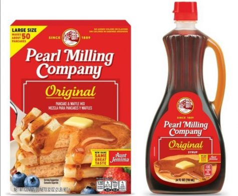 Pearl Milling Company's new look