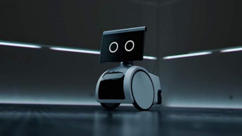 The Astro is a new home robot designed by Amazon.