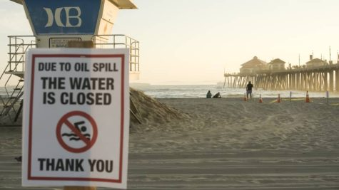 The beaches in California close to prioritize clean up efforts and human health.