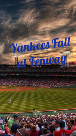 Yankees fall to the Red Sox in the AL Wild Card game.