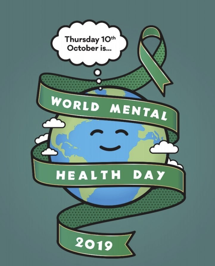 World Mental Health Day inspires healing from and education of mental illnesses.